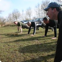 PON - FIT 19 maart 2011 - BOOTCAMP